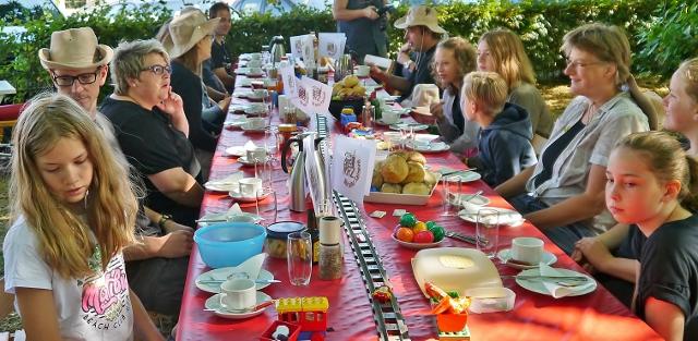 Tischlein deck Tisch von der Raesfelder Bürgerstiftung 2018