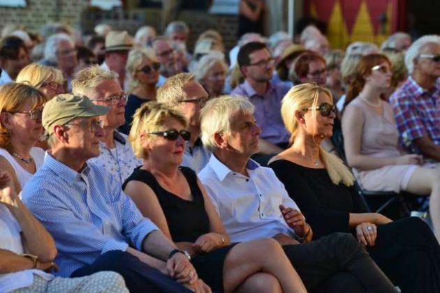 Ute Lemper begeisterte das Publikum