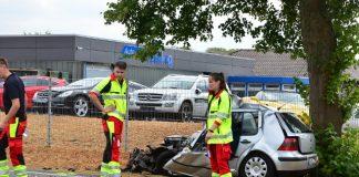 Immer häufiger sehen wir nach Unfällen bei uns einen Rettungshubschrauber. Die orangefarbenen Helikopter in NRW gehören dem Bund