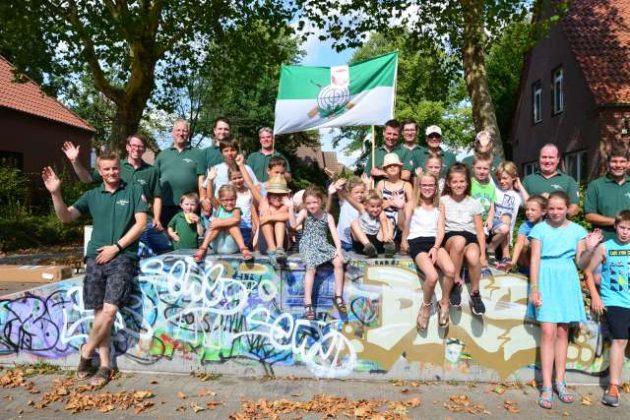 Kinderschützenfest in Raesfeld-Erle
