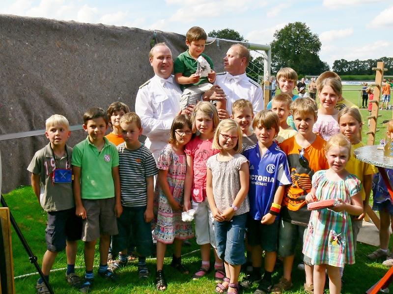 Kinderschützenfest Raesfeld-Erle