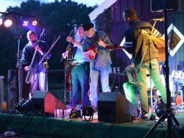 Konzert mit der Potbelly Band im Adelheids Spargelhaus