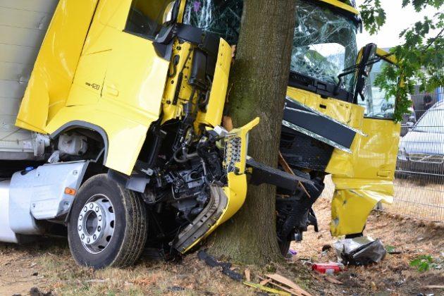 Zwei Tote bei Verkehrsunfall in Raesfeld-Erle