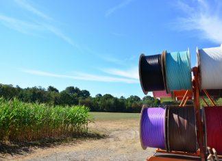 Spatenstich für den Glasfaserausbau im Außenbereich