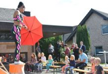 Evangelisches Gemeindefest mit vielen Aktionen