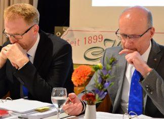 Michael Weddeling und Ralf Steiger