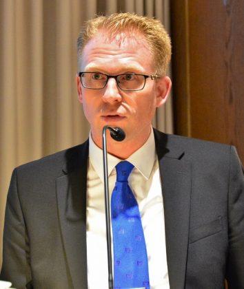 Michael Weddeling Vorstand Volksbank Erle