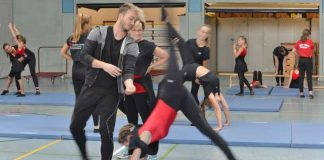 Tanzworkshop Raesfeld