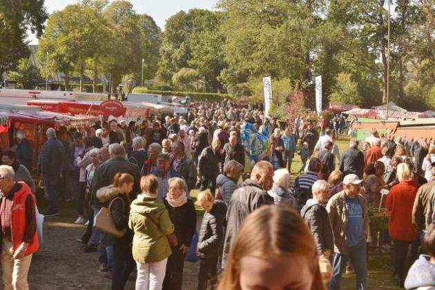 Bauernmarkt im Naturpark Hohemark Erle
