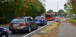 B224 Raesfeld Erle Straßenbaumaßnahmen