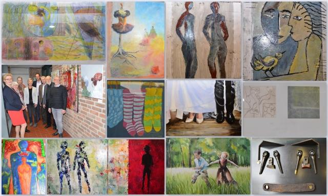 Kunstausstellung Raesfeld Dasselbe anders (
