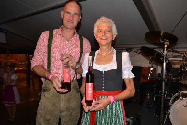 Dirk Böckenhoff und Daniel Böckenhof mit Liebestrunk