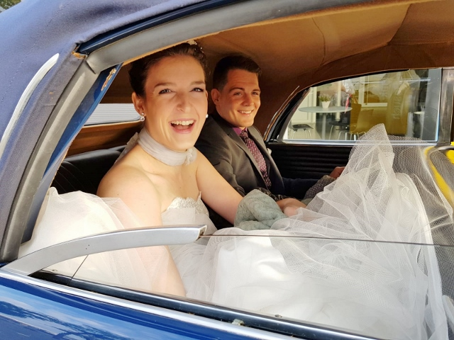 Brautpaar Hochzeit Schloss Raesfeld im Naturpark und Patrick Spangemacher