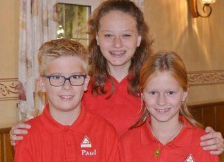 RRZ Raesfeld Kinderprinzenpaar 2018