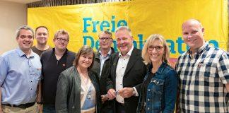 Ortsparteitag Raesfeld_ FDP