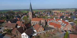 Luftbild Erler Dorfmitte