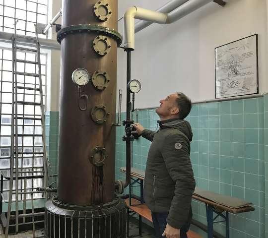 Kornbrennerei Dirk Böckenhoff Schlempe für Landwirte