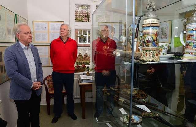 Ausstellung 1. Weltkrieg in Erle Heimatverein