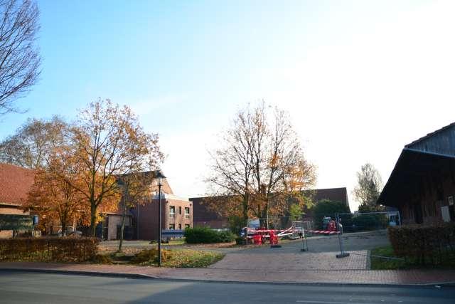 Erle-Abriss Böckenhoffs Scheuene Schermbecker Straße
