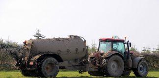 Gülle Landwirtschaft NRW