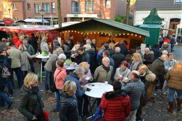 Kappesmarkt Raesfeld 2018