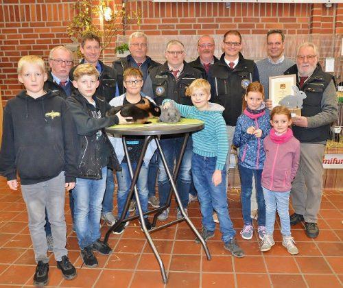 Lokalschau Zuchtkaninchenverein Raesfeld 2018