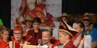 RRZ Raesfeld bei der Kinderproklamation