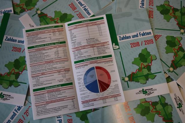 Statistik 2018 Kreis Borken