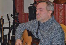 Sänger Heico Nickelmann aus Raesfeld 2018
