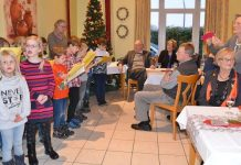 Adventsfeier Senioren Raesfeld