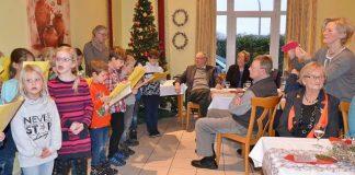 Adventsfeier Senioren Raesfeld