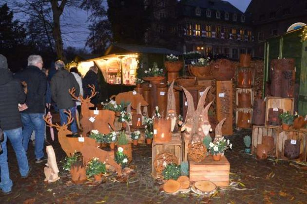Adventsmarkt Raesfeld 2018