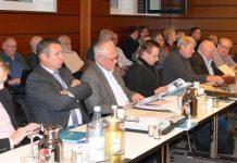 Ausschussitzung Gemeinde Raesfeld Dezember 2018