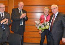 Verabschiedung Fraktionsvorsitzender der CDU Raesfeld