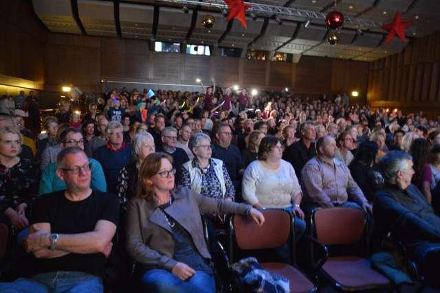 Da Capo Konzert Heico Nickelmann 2018 Borken