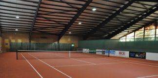 Tennishalle in Schermbeck