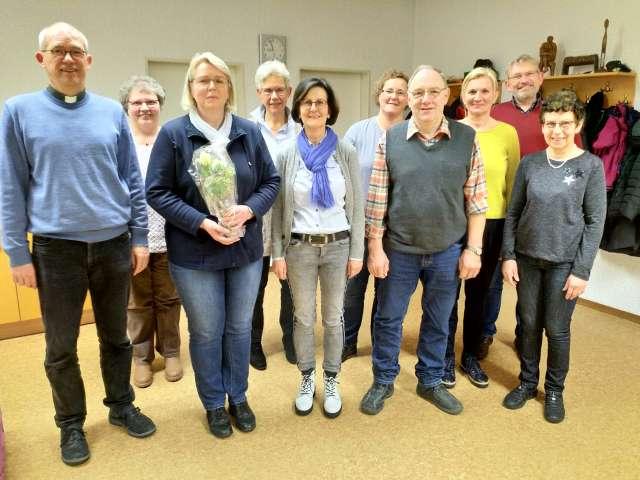 Neuer Kirchenvorstand St. Martin Raesfeld