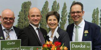 Grüne Woche-Nähstoffkontor Westmünsterland