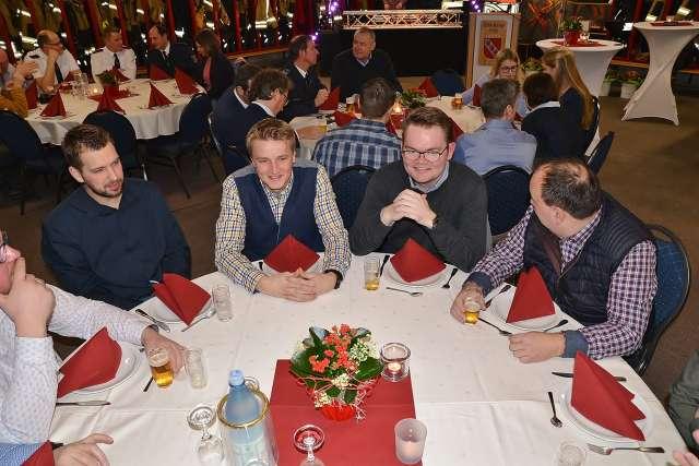 Winterfest Löschzug Erle 2019
