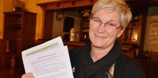Judith Kolschen möchte Satzungsänderung im Schützenverein