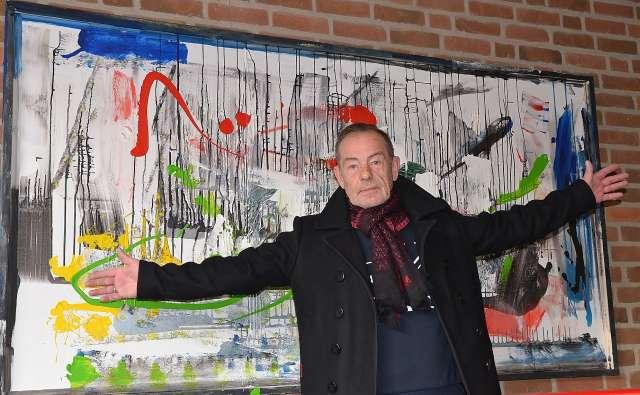 Kunstaustellung Rathaus Raesfeld Ralph Heeger