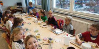 Art meets School Sebastianschule Raesfeld