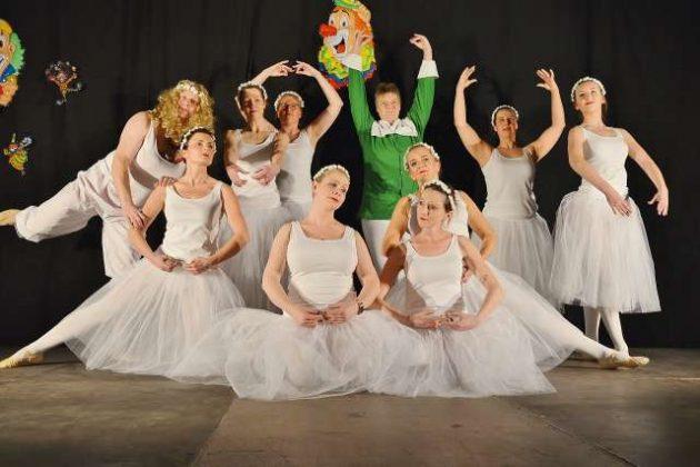 Schwanensee mit dem Boshoi-Ballett Fun Generation