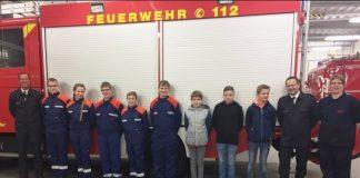 Jugendfeuerwehr Raesfeld