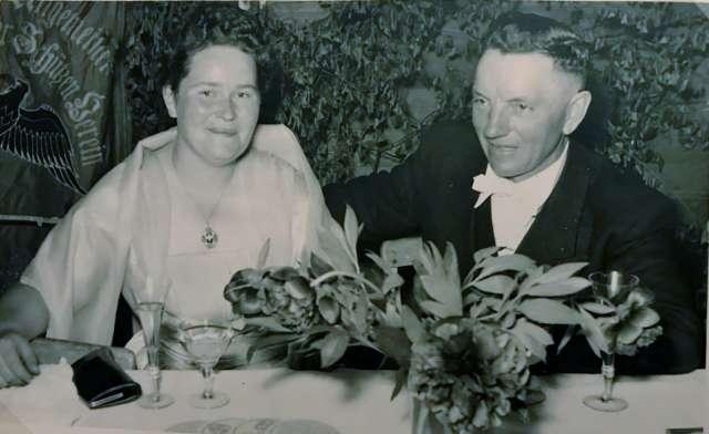 Anneliese Grunewald und Bernhard Gülker