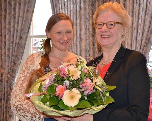 Sarah Gößling CDU Raesfeld