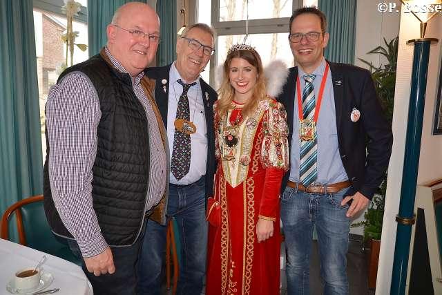 Altweiber und Rathaussturm Raesfeld 2019 (