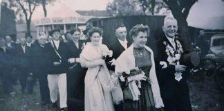 Schützenfest Erle 1956
