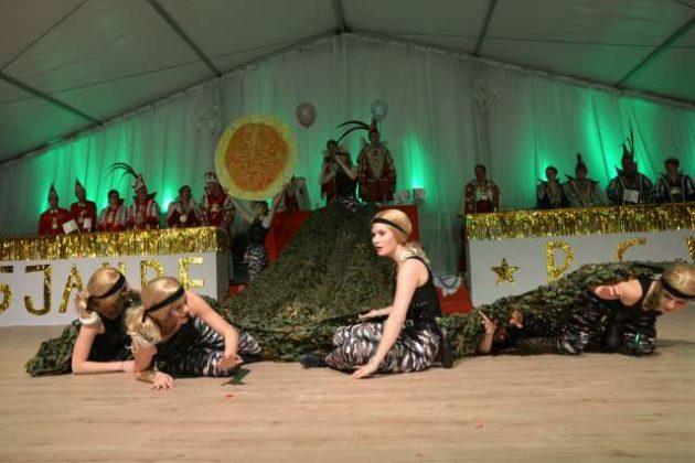 Viel Schwung und volles Zelt bei der RCV Galasitzung