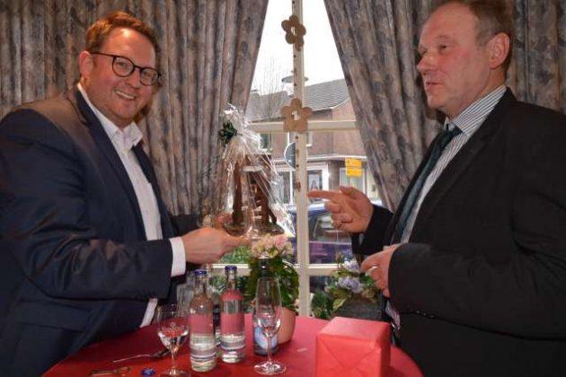 Neuer Fraktionsvorsitzender CDU Raesfeld Bernhard Bölker